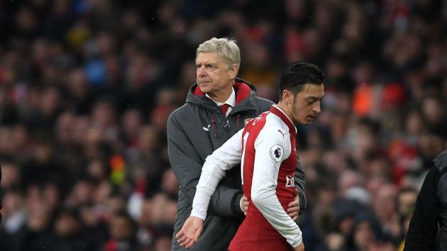<p>Wenger unbothered by Ozil transfer speculation</p>