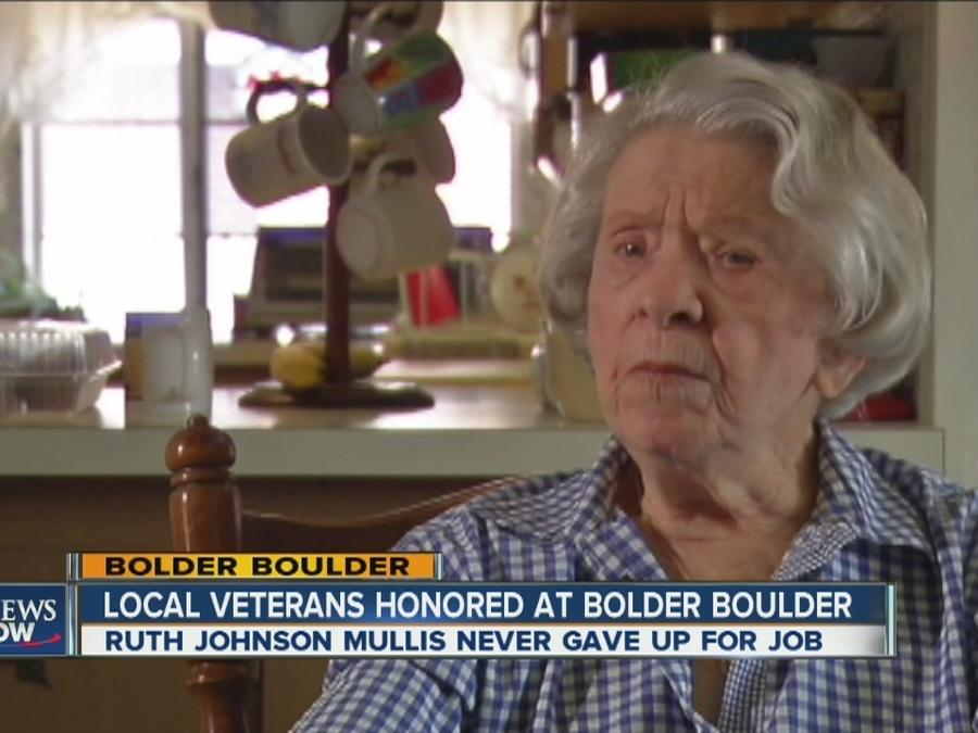 This 'Rosie the Riveter' Found Her Way in WWII