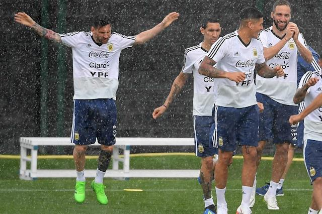 Argentina preparations rocked by results, controversy and injury