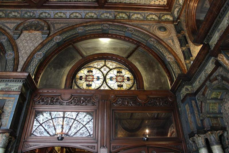 Wetherspoon has a history of reviving architectural gems as pubs (Maggie Jones)