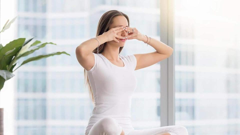 #HealthBytes: Five powerful yoga asanas to strengthen your eyes