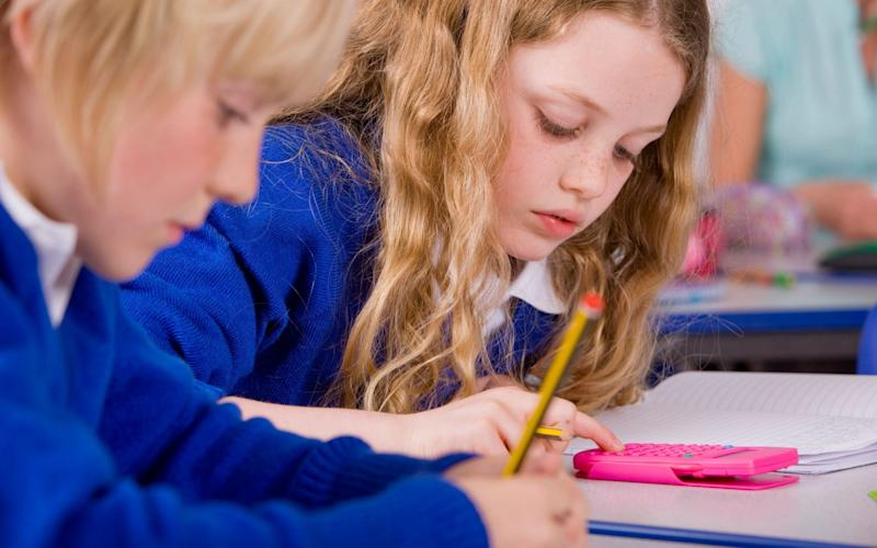 Low ability in mathematics later in life generally stems from issues in childhood