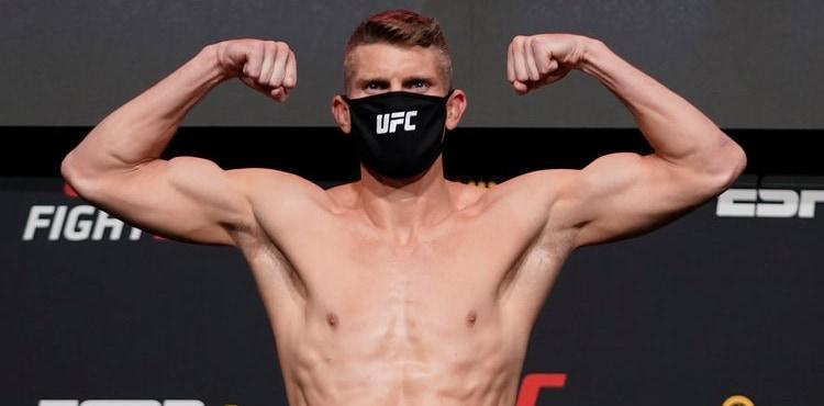 Ufc Vegas 17 Thompson Vs Neal Set Following Weigh Ins All Fighters Make Weight