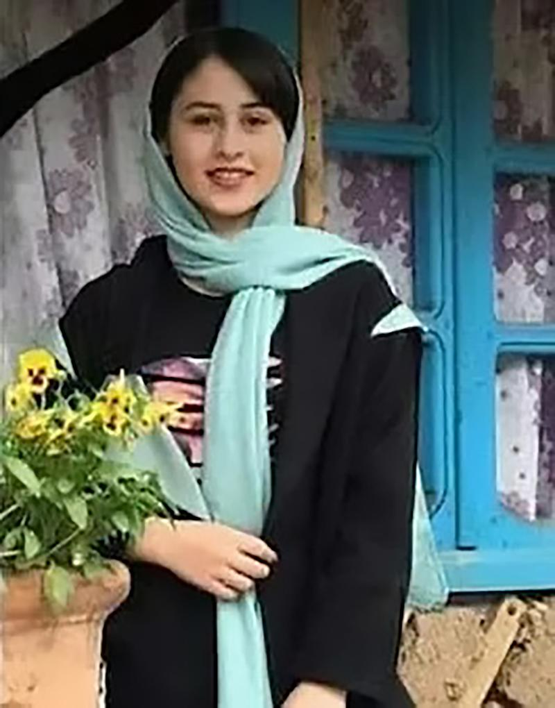 Romina Ashrafi was reportedly beheaded in her sleep. Her father has been arrested over the so-called honour killing in Iran.