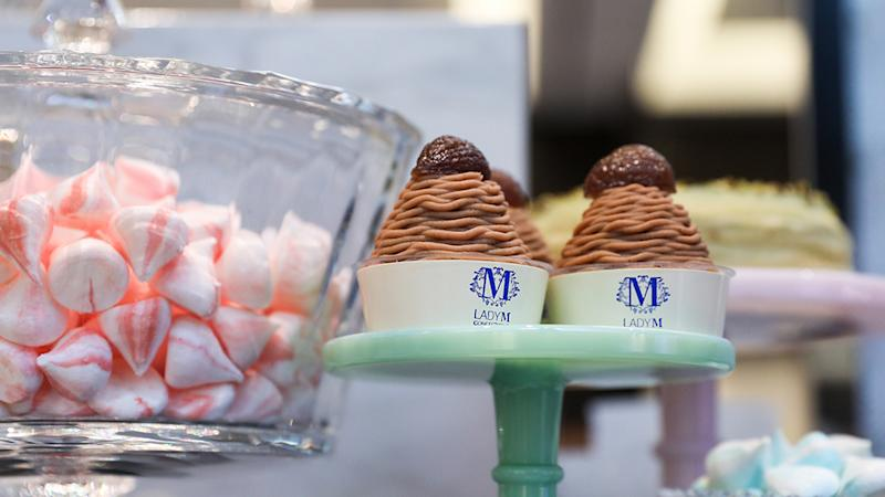 Lady M + Baccarat Unveil: The First Luxury Cake Truck
