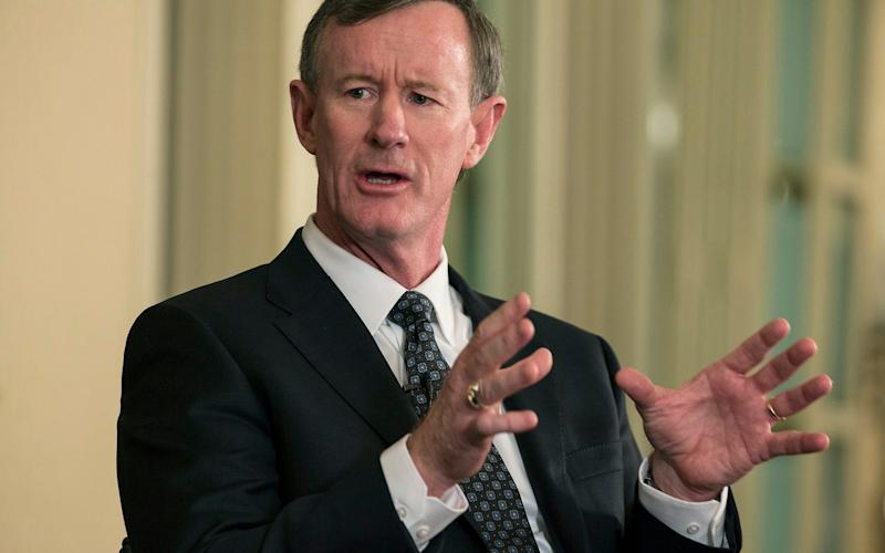 McRaven said Trump could 'add my name to the list of men and women who have spoken up against your presidency' - Austin American-Statesman