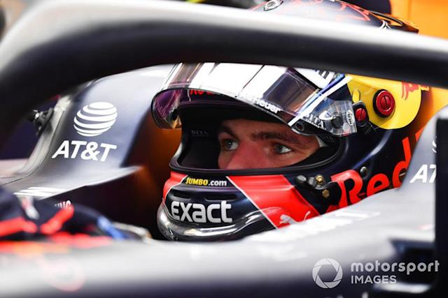 "Max Verstappen, Red Bull Racing RB14 <span class=""copyright"">Jerry Andre / Sutton Images</span>"