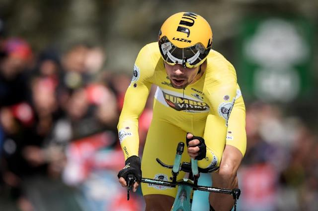 Rampant Roglic Wins Tour Of Romandie