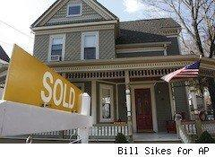 home sold - lowest home prices in 9 years
