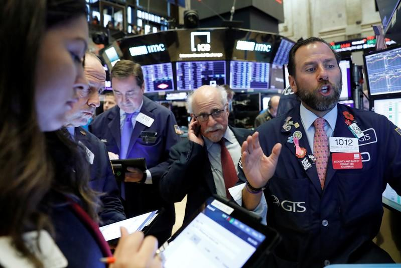 S&P 500 retreats slightly after recent record