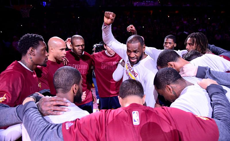 Playoffs NBA: Warriors y Cavaliers favoritos para ser campeón de la NBA