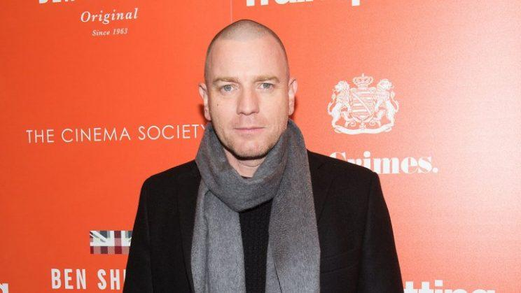 Ewan McGregor in talks to star in 'Christopher Robin'