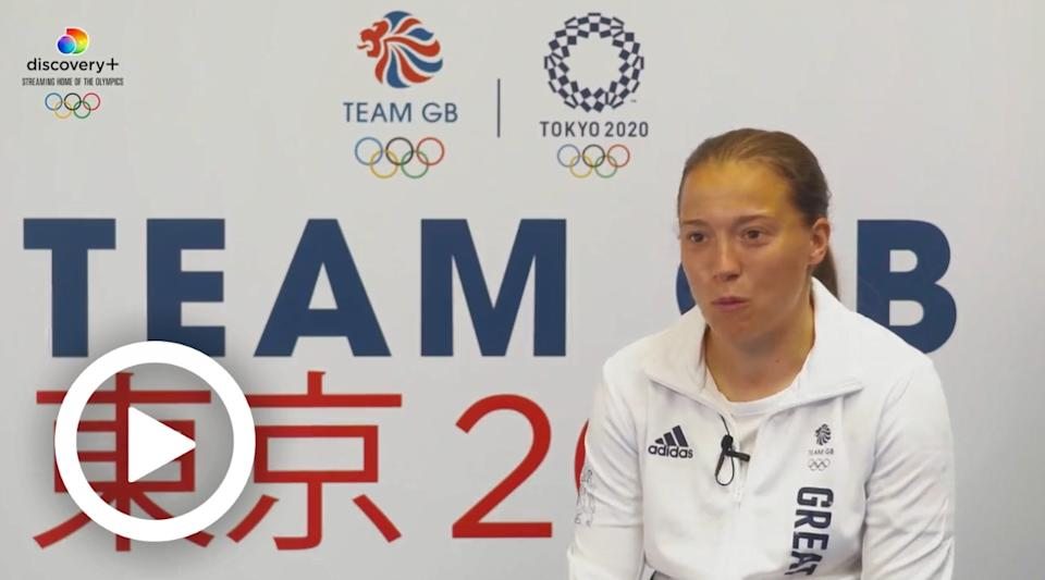 TOKYO 2020 - 'I HAVE TO PERFORM AT THE HIGHEST LEVEL' - TEAM GB'S FRAN KIRBY RELISHING TOKYO QUEST
