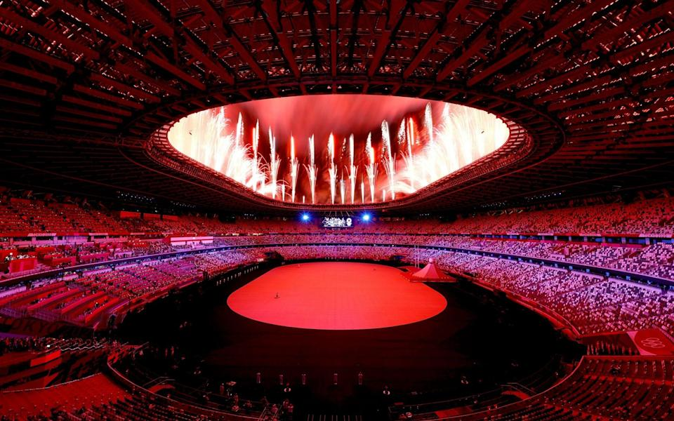 Tokyo Olympics 2020 opening ceremony: live updates and latest news from Japan - Ezra Shaw/Getty Images