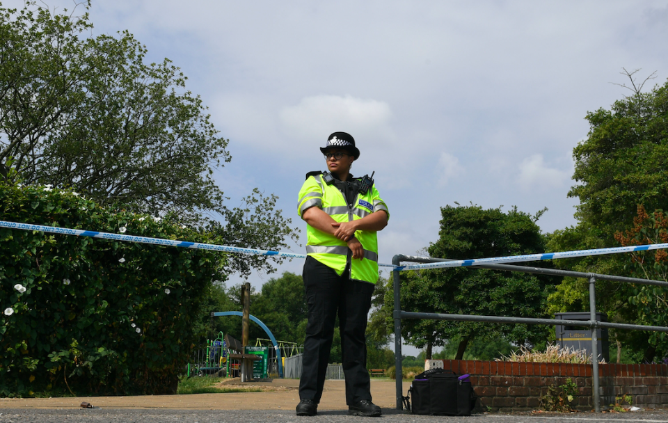 <em>Two people were exposed to Novichok in Amesbury, Wiltshire (PA)</em>