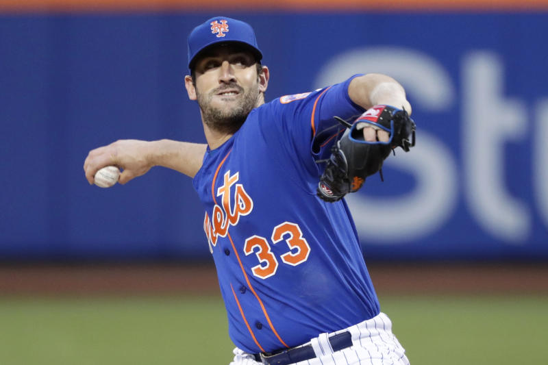 Mets suspend Matt Harvey 3 days for violating team rules