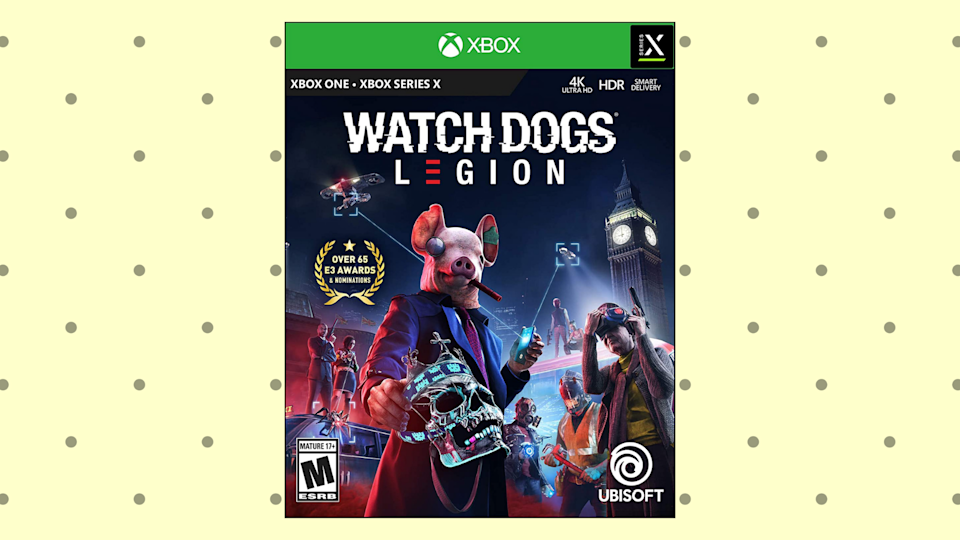 Save nearly 40 percent on Watch Dogs: Legion for Xbox Series X/S. (Photo: Walmart)