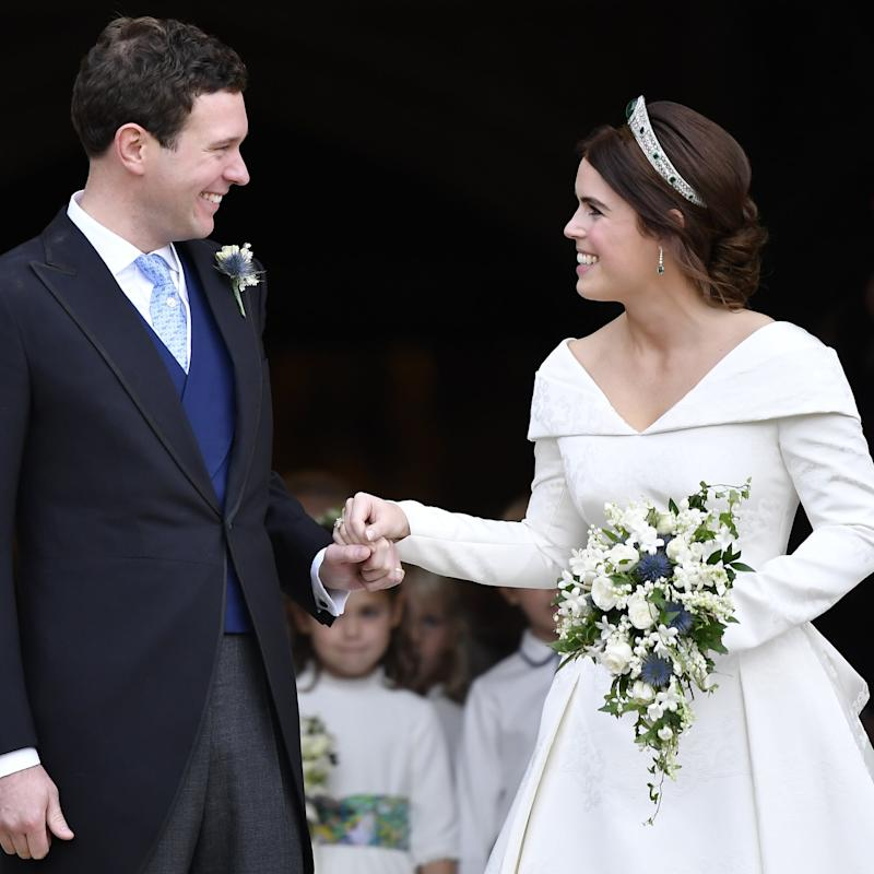 Princess Eugenie and Jack Brooksbank Are Expecting Their First Child