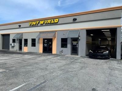 Tint World® Automotive Styling Centers™ has opened a new location in Boca Raton, Florida.