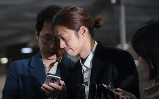 K-pop star Jung Joon-young was convicted of gang rape