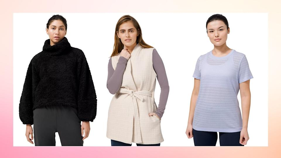 Lululemon's Boxing Day event is almost over - shop these looks before they're gone.