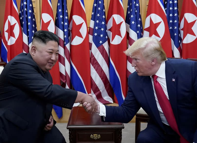 North Korea says leaders' relations not enough after Trump sends birthday wishes to Kim