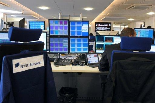 NYSE Euronext net profit falls 29% in 2012