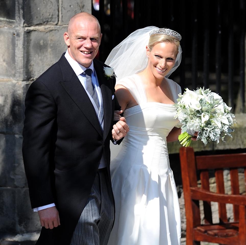 "<a href=""https://people.com/tag/zara-tindall/"">Zara Phillips</a> and <a href=""https://people.com/tag/mike-tindall/"">Mike Tindall</a> tied the knot on July 30, 2011 — eight years after they first met in 2003."