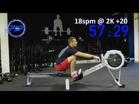 """<p>Up the ante and aim for something longer, e.g. this 60-minute rowing workout. Split into 15-minute chunks, you'll do a quick warm-up and then work through them four times through. Don't be afraid to make the session work for you, though. Bailout at 15, 30 or 45 minutes depending on what you have time for and work your way up to the full hour. Rower's choice! </p><p><a href=""""https://www.youtube.com/watch?v=FbEoxxCX1Jw&ab_channel=RowAlong%2FIndoorRowingWorkouts"""" rel=""""nofollow noopener"""" target=""""_blank"""" data-ylk=""""slk:See the original post on Youtube"""" class=""""link rapid-noclick-resp"""">See the original post on Youtube</a></p>"""