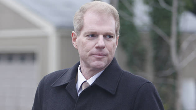 """The Americans"" -- Noah Emmerich as FBI Agent Stan Beeman"