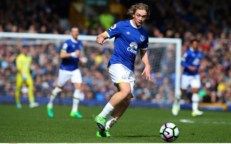 Tom Davies - Credit: Rex Features