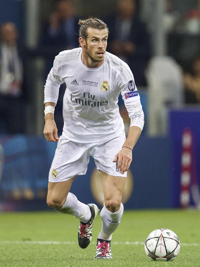 <p><br><b>2013:</b> Tottenham to Real Madrid for £86m </p>