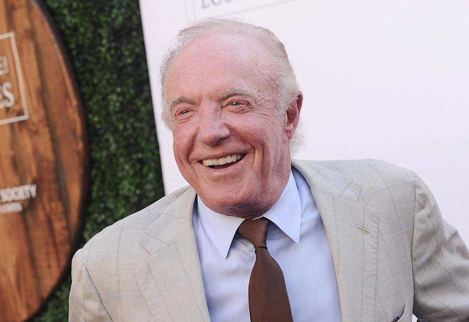 James Caan (pictured in 2017) has no plans to retire from Hollywood. (Photo: Jason LaVeris/FilmMagic)