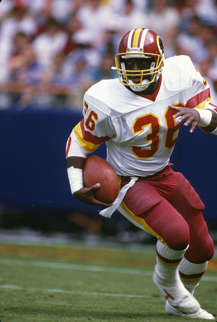 <p>Running back Timmy Smith made his first career start in Super Bowl XXII and ended up racking up 204 rushing yards and scoring two touchdowns, leading the Washington Redskins to a 42-10 victory over the Broncos. </p>