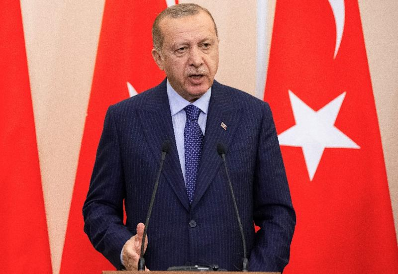 Erdogan Sheds Light on Turkey's Contacts With Assad Government in Syria