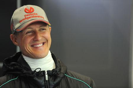 Schumacher 'in the very best of hands', says family