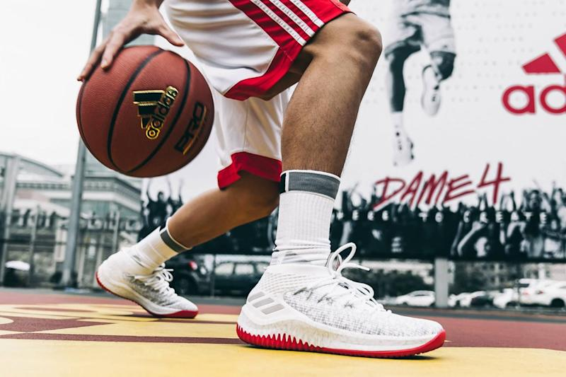 Adidas posts double-digit growth across all regions as it raises outlook