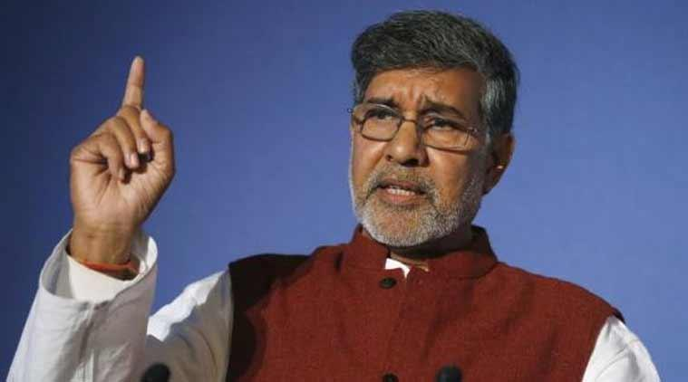 Kailash Satyarthi, Kailash Satyarthi Delhi pollution, Kailash Satyarthi foundation, Kailash Satyarthi Nobel winner, Delhi pollution, Delhi air quality, Indian Express news