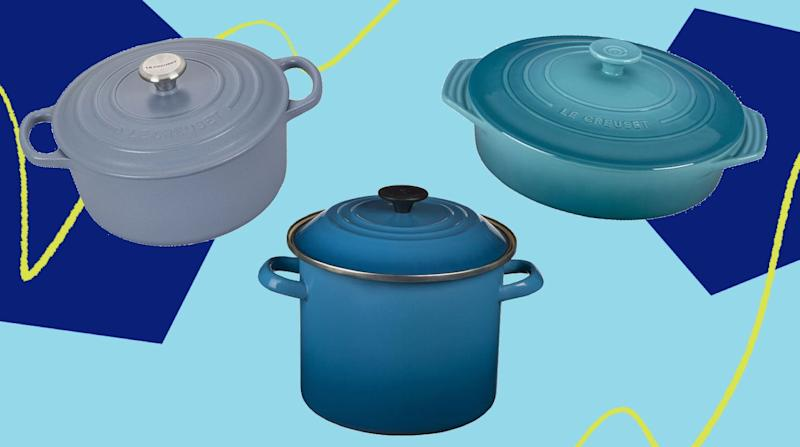 This is a Le Creuset sale you don't want to miss. (Photo: HuffPost)