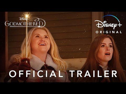 """<p>In this frothy, <em>Enchanted</em>-esque fantasy, Jillian Bell stars as Eleanor, a godmother-in-training who embarks on a quest to save the dying profession from extinction. Finding a forgotten letter from Mackenzie, a young girl in distress, Eleanor tracks down Mackenzie in Boston, only to discover that she's now a 40-year-old widow working at a local news station, struggling to parent her two daughters and find her happily ever after. Eleanor's mission to change Mackenzie's life results in a cheeky send-up of fairytale conventions, as well as a genuinely heartwarming story about finding happiness after loss.</p><p><a class=""""link rapid-noclick-resp"""" href=""""https://go.redirectingat.com?id=74968X1596630&url=https%3A%2F%2Fwww.disneyplus.com%2Fmovies%2Fgodmothered%2F5xCSclU8XGKM&sref=https%3A%2F%2Fwww.esquire.com%2Fentertainment%2Fmovies%2Fg29441136%2Fbest-disney-plus-movies%2F"""" rel=""""nofollow noopener"""" target=""""_blank"""" data-ylk=""""slk:Watch Now"""">Watch Now</a></p><p><a href=""""https://www.youtube.com/watch?v=KYWzEqX-J-4"""" rel=""""nofollow noopener"""" target=""""_blank"""" data-ylk=""""slk:See the original post on Youtube"""" class=""""link rapid-noclick-resp"""">See the original post on Youtube</a></p>"""