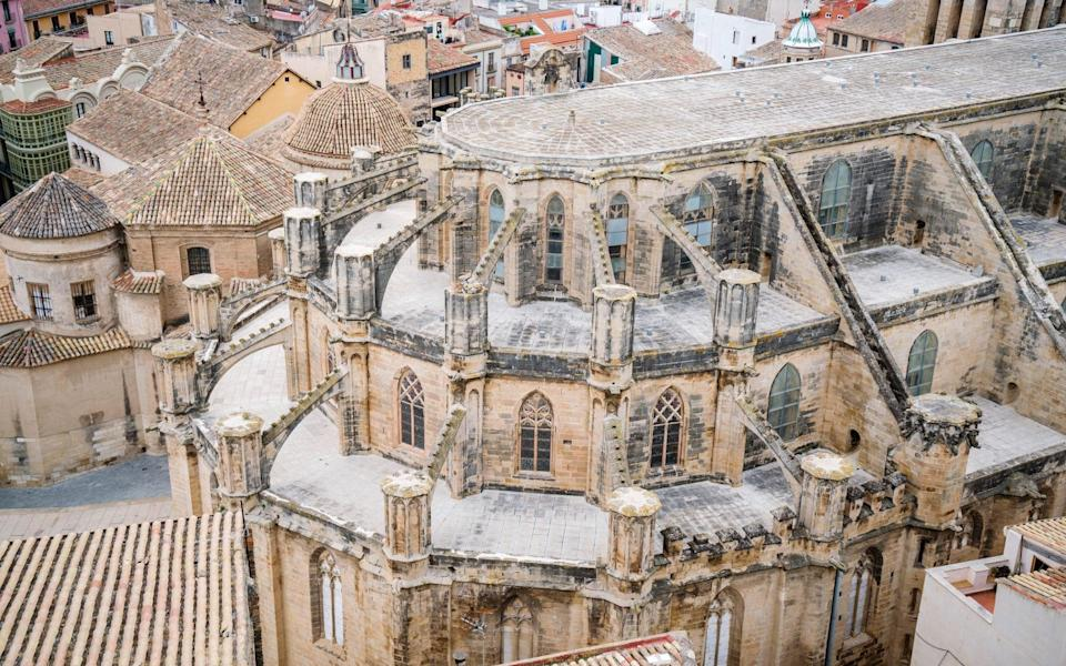 The historic streets of Tortosa - Getty