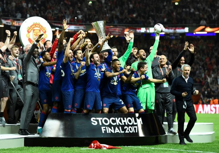 United ranked as Europe's most valuable club