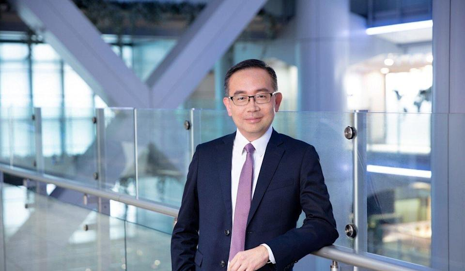 Daniel Chan has worked with HSBC for 30 years and will start in his new post next month. Photo: Handout
