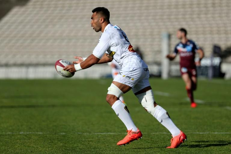 Birthday boy: Victor Vito celebrated turning 34 by helping La Rochelle win in Bordeaux