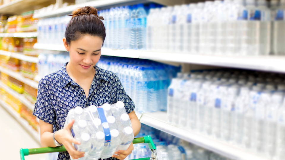 The FDA regulates bottled water products, including spring water, mineral water, artisan well water, and more to ensure it is safe for human consumption.