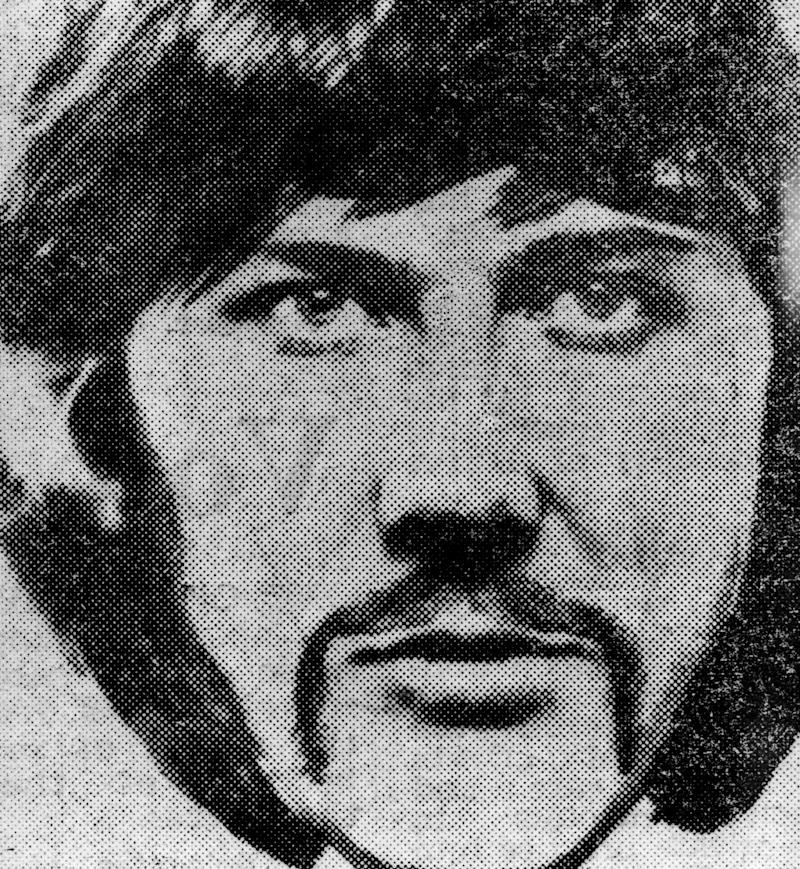 A photofit issued by the police of Peter Sutcliffe, aka 'The Yorkshire Ripper', 1979. In 1981, Sutcliffe was convicted of the murders of thirteen women and assaults on seven more. (Photo by Keystone/Hulton Archive/Getty Images)