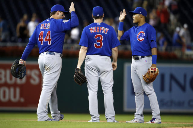 The Cubs extended their lead in the NL Central. (AP Photo)