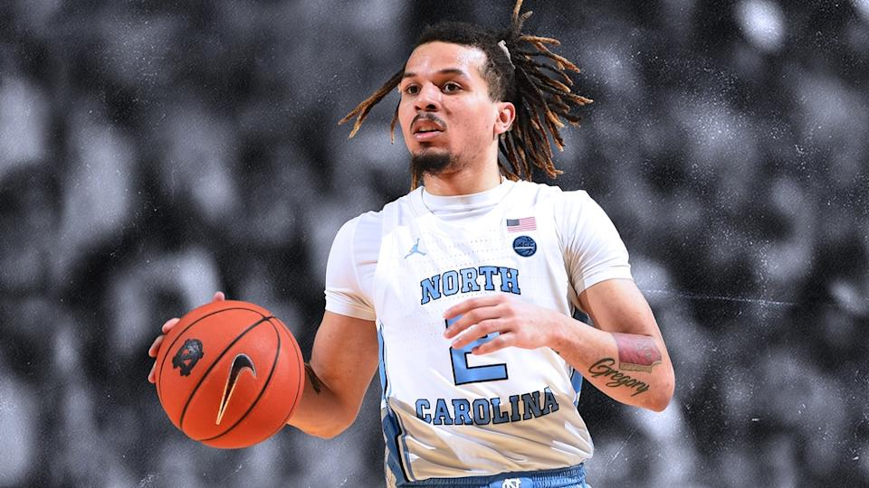 Cole Anthony treated art