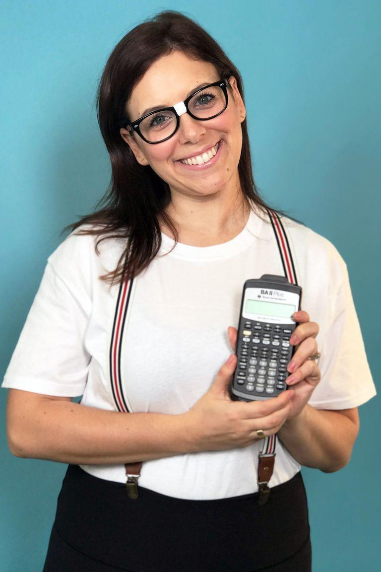 """<p>To put together this delightfully dorky costume, just layer suspenders over a white t-shirt and wrap white tape between the lenses of some thick black glasses. Don't forget your graphing calculator!</p><p><a class=""""link rapid-noclick-resp"""" href=""""https://www.amazon.com/Suspender-Store-Striped-Button-Suspenders/dp/B01BNS9YV8?tag=syn-yahoo-20&ascsubtag=%5Bartid%7C10070.g.490%5Bsrc%7Cyahoo-us"""" rel=""""nofollow noopener"""" target=""""_blank"""" data-ylk=""""slk:SHOP SUSPENDERS"""">SHOP SUSPENDERS</a></p>"""