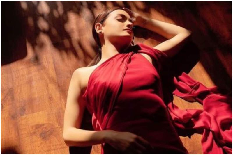 Dia Mirza Looks Dreamy in Her Latest Photoshoot, See Here